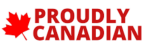 We are a 100% Canadian owned and operated business purchasing goods locally through Canadian authorized sources.