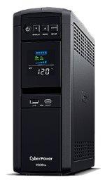 CyberPower 1500VA Pure Sine UPS (New Model) - 1000W PFC compatible